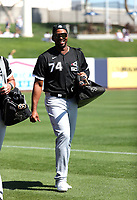 Eloy Jimenez - Chicago White Sox 2020 spring training (Bill Mitchell)