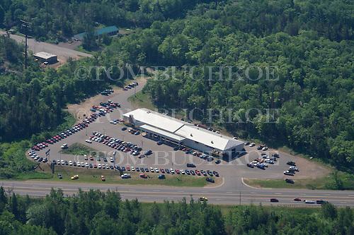 Fox Motors, Marquette, Upper Peninsula of Michigan.