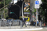 São Paulo (SP), 01/08/2019 - Clima Tempo / São Paulo - Manhã de sol entre núvens, e temperatura na casa dos 23°, na região central de São Paulo, nesta quinta-feira, 1. (Foto Charles Sholl/Brazil Photo Press)