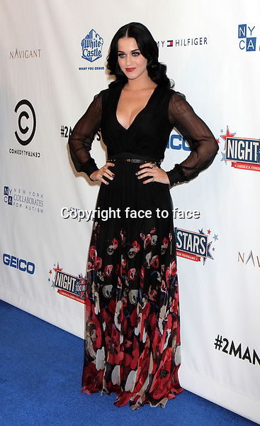 "Katy Perry attends ""Night of Too Many Stars: America Comes Together For Autism Programs"" at the Beacon Theatre in New York, 13.10.2012. Credit: Rolf Mueller/face to face"