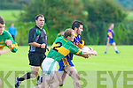 Ballymac's Padraig McCarthy and Moyvane's Denis Kennelly.