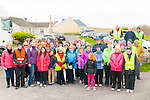 Good Friday Walk: Group from the Cashen, Ballyduff who took part in the Good Friday walk in aid of the Kerry Hospice.