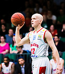 S&ouml;dert&auml;lje 2015-04-10 Basket SM-Semifinal 5 S&ouml;dert&auml;lje Kings - Sundsvall Dragons :  <br /> Sundsvall Dragons Daniel Eliasson under matchen mellan S&ouml;dert&auml;lje Kings och Sundsvall Dragons <br /> (Foto: Kenta J&ouml;nsson) Nyckelord:  S&ouml;dert&auml;lje Kings SBBK T&auml;ljehallen Sundsvall Dragons portr&auml;tt portrait