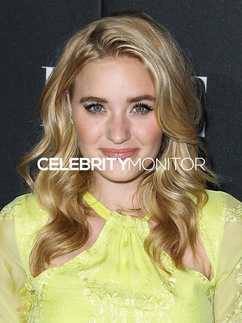 HOLLYWOOD, LOS ANGELES, CA, USA - APRIL 22: AJ Michalka at the 5th Annual ELLE Women In Music Concert Celebration presented by CUSP by Neiman Marcus held at Avalon on April 22, 2014 in Hollywood, Los Angeles, California, United States. (Photo by Xavier Collin/Celebrity Monitor)