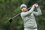 Pavarisa Yoktuan of Thailand tees off at the 14th hole during Round 2 of the World Ladies Championship 2016 on 11 March 2016 at Mission Hills Olazabal Golf Course in Dongguan, China. Photo by Lucas Schifres / Power Sport Images