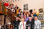 50th Wedding Anniversary: Kathleen & Pat O'Connor, Gortaclea, Ballymacelligott celebrating their 50th wedding anniversary with family & friends at The Thatch Bar, Liselton on Saturday night last.