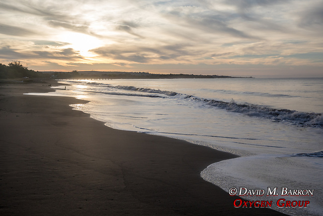 Sunrise, Wiamea Plantation Beach