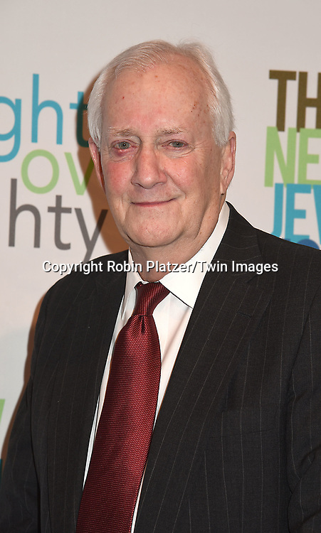 William Klingenstein attends The New Jewish Home Gala Honoring 8 Over 80 on March 12, 2018 at the Ziegfeld Ballroom in New York, New York, USA.<br /> <br /> photo by Robin Platzer/Twin Images<br />  <br /> phone number 212-935-0770
