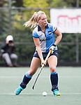 AMSTELVEEN - Pamela Raaff (Hurley).  Hoofdklasse competitie dames, Hurley-HDM (2-0) . FOTO KOEN SUYK