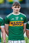 Diarmuid O'Connor  before the Kerry v Tyrone game, in the Allianz Football League Division 1 Round 1 match between Kerry and Tyrone at Fitzgerald Stadium, Killarney on Sunday.