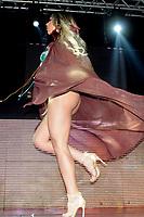 SÃO PAULO,SP,05.11.2018 - MISS-BUMBUM -  Paula Oliveiras candidata do Estado Amazonas  durante edição do concurso Miss Bumbum no bairro da Barra Funda na região oeste da cidade de São Paulo nesta segunda-feira, 05. (Foto: Dorival Rosa/Brazil Photo Press)