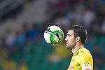 Borussia Dortmund Defender Sokratis Papastathopoulos in action during the International Champions Cup 2017 match between AC Milan vs Borussia Dortmund at University Town Sports Centre Stadium on July 18, 2017 in Guangzhou, China. Photo by Marcio Rodrigo Machado / Power Sport Images