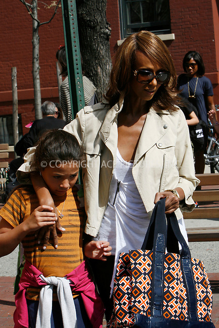 "WWW.ACEPIXS.COM . . . . .  ....April 7 2010, New York City....Model Iman seen walking with her daughter Alexandria Zahra ""Lexi"" Jones (also David Bowie's daughter) in Soho on April 7 2010 in New York City....Please byline: NANCY RIVERA- ACEPIXS.COM.... *** ***..Ace Pictures, Inc:  ..Tel: 646 769 0430..e-mail: info@acepixs.com..web: http://www.acepixs.com"