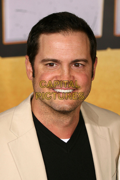 "WALT BECKER.""Wild Hogs"" Los Angeles Premiere at the El Capitan Theatre, Hollywood, California, USA..February 27th, 2007.headshot portrait Director.CAP/ADM/BP.©Byron Purvis/AdMedia/Capital Pictures"