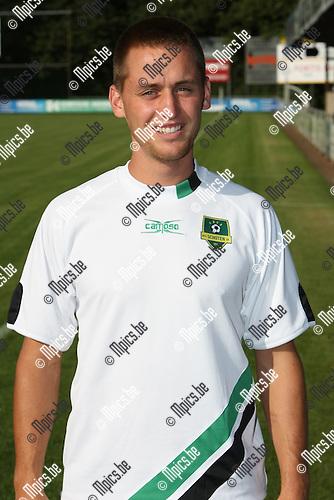 2009-09-07 / Voetbal / seizoen 2009-2010 / Schoten SK / Hendrickx Wouter..Foto: Maarten Straetemans (SMB)