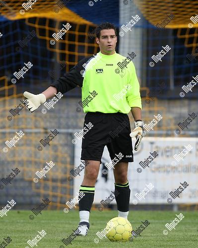 2008-07-16 / Voetbal / seizoen 2008 - 2009 / KFCO Wilrijk / Wouter Goris..Foto: Maarten Straetemans (SMB)