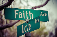 Faith and Love Cross Paths