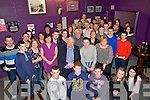 21st Birthday : Christopher Kelliher, Abbeyfeale celebrating his 18th birthday with family & friends at Matt McCoy's Bar, Abbeyfeale on Saturday night last.