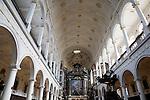 St Carolus Borromeuskerk - Charles Borromee Church; Antwerp; Belgium; Europe