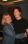 Kim Zimmer and Bradley Cole at the 5th Annual Rock show for charity to benefit the American Red Cross on October 9, 2009 at the American Red Cross Headquarters, New York City, New York. (Photos by Sue Coflin/Max Photos)