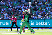 10th February 2019, Melbourne Cricket Ground, Melbourne, Australia; Australian Big Bash Cricket, Melbourne Stars versus Sydney Sixers;  Peter Handscomb of the Melbourne Stars watches the ball sail down the ground