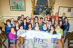 REUNITING: St Bridgets, Presentation Convent, Killarney, class of 1973, held their 40th reunion last Saturday night in the Malton hotel Killarney.