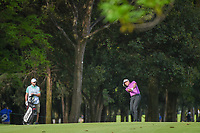 Ian Poulter (GBR) hits his approach shot on 6 during round 2 of the World Golf Championships, Mexico, Club De Golf Chapultepec, Mexico City, Mexico. 2/22/2019.<br /> Picture: Golffile | Ken Murray<br /> <br /> <br /> All photo usage must carry mandatory copyright credit (&copy; Golffile | Ken Murray)