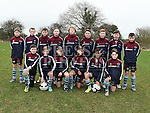 Drogheda Schoolboy league U-13 squad who played against the Midlands Schoolboy League selection at Castlemartin.Photo:Colin Bell/pressphotos.ie