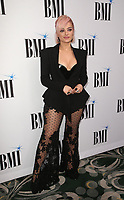 14 May 2019 - Beverly Hills, California - Bebe Rexha. 67th Annual BMI Pop Awards held at The Beverly Wilshire Four Seasons Hotel.   <br /> CAP/ADM/FS<br /> ©FS/ADM/Capital Pictures