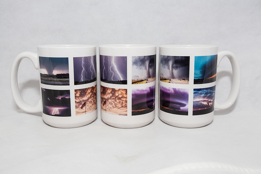 15 oz. Mug   - Weather - $25 + $6 shipping.<br />