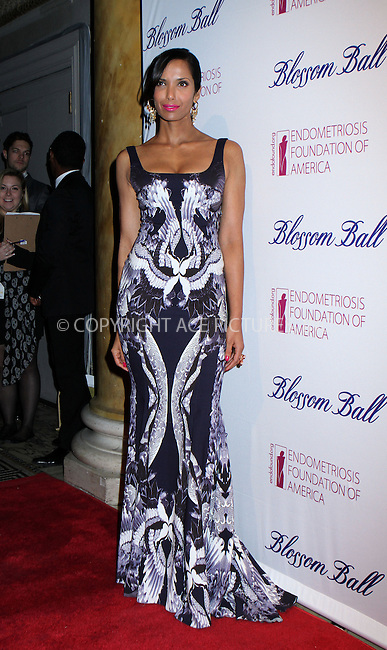 WWW.ACEPIXS.COM....March 11 2013, New York City....TV Personality Padma Lakshmi arriving at The Endometriosis Foundation of America's Celebration of The 5th Annual Blossom Ball at Capitale on March 11, 2013 in New York City. ....By Line: Nancy Rivera/ACE Pictures......ACE Pictures, Inc...tel: 646 769 0430..Email: info@acepixs.com..www.acepixs.com