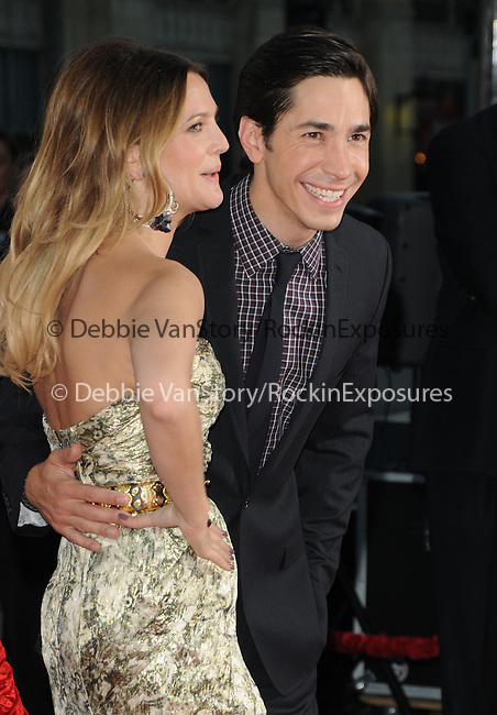 Drew Barrymore & Justin Long at the Warner Bros. Pictures' L.A. Premiere of Going the Distance held at The Grauman's Chinese Theatre in Hollywood, California on August 23,2010                                                                               © 2010 Hollywood Press Agency