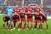 España vs Macedonia Euro 2016