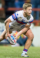 Picture by Allan McKenzie/SWpix.com - 09/02/2018 - Rugby League - Betfred Super League - Wakefield Trinity v Salford Red Devils - The Mobile Rocket Stadium, Wakefield, England - Kyle Wood.