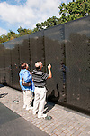 Vietnam War Memorial, Washington, DC, dc124637