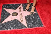 LOS ANGELES - JAN 28:  Taraji P Henson feet at the Taraji P. Henson Star Ceremony on the Hollywood Walk of Fame on January 28, 2019 in Los Angeles, CA
