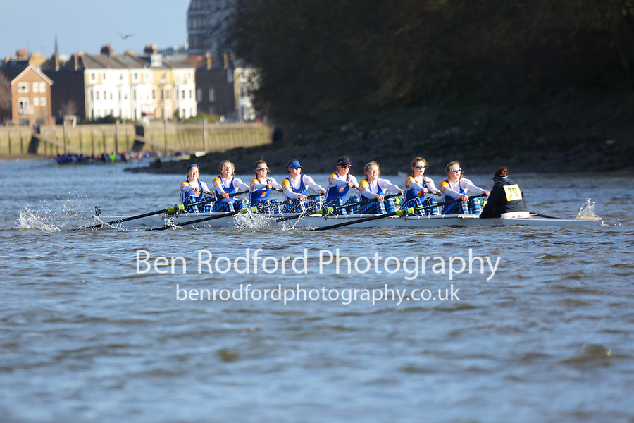 Crew: 79   Imperial College A   W Senior<br /> <br /> Quintin Head 2019<br /> <br /> To purchase this photo, or to see pricing information for Prints and Downloads, click the blue 'Add to Cart' button at the top-right of the page.