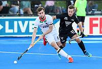 Mackenzie Wilcox. Pro League Hockey, Vantage Blacksticks v Germany. Nga Puna Wai Hockey Stadium, Christchurch, New Zealand. Friday 15th February 2019. Photo: Simon Watts/Hockey NZ