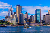 Skyline, Central Business District, Sydney, New South Wales, Australia