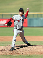 Henry Owens - Peoria Javelinas - 2017 Arizona Fall League (Bill Mitchell)