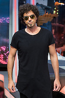 Pablo Ibanez Perez, El Hombre de Negro during the presentation of the new season of the tv show · El Hormiguero · of Antena 3 channel. September 01, 2016. (ALTERPHOTOS/Rodrigo Jimenez) NORTEPHOTO