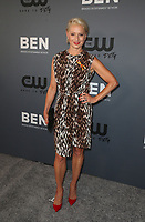 BEVERLY HILLS, CA - AUGUST 4: Katherine LaNasa, at The CW's Summer TCA All-Star Party at The Beverly Hilton Hotel in Beverly Hills, California on August 4, 2019. <br /> CAP/MPI/FS<br /> ©FS/MPI/Capital Pictures