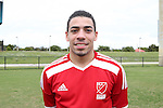 10 January 2016: Ryan James (CAN) (Bowling Green). The adidas 2016 MLS Player Combine was held on the cricket oval at Central Broward Regional Park in Lauderhill, Florida.