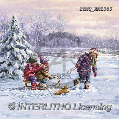Marcello, CHRISTMAS CHILDREN, WEIHNACHTEN KINDER, NAVIDAD NIÑOS, paintings+++++,ITMCXM1505,#XK#