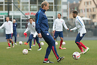 USMNT Training, Saturday, March 28, 2015