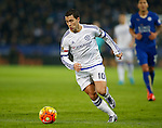 Eden Hazard of Chelsea - English Premier League - Leicester City vs Chelsea - King Power Stadium - Leicester - England - 14th December 2015 - Picture Simon Bellis/Sportimage