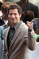 Andy Samberg on NBC's Today Show in New York City. June 8, 2012. © RW/MediaPunch Inc. NORTEPHOTO.COM