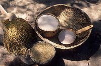 Afrique/Afrique de l'Ouest/Sénégal/Parc National de Basse-Casamance : Riz de Casamance