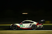 June 14 and 15th 2017,  Le Mans, France; Le man 24 hour race qualification sessions at the Circuit de la Sarthe, Le Mans, France;  #91 PORSCHE GT TEAM (DEU) PORSCHE 911 RSR LMGTE PRO  RICHARD LIETZ (AUT) FREDERIC MAKOWIECKI (FRA) PATRICK PILET (FRA)