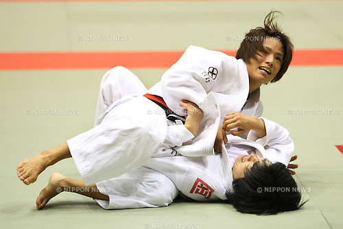 Kaori Matsumoto, <br /> August 31, 2013 - Judo : <br /> The 43rd All Japan Industrial Judo Individual Competition, Women's 57kg class <br /> at Baycom Gymnasium, Hyogo, Japan. <br /> (Photo by Daiju Kitamura/AFLO SPORT)